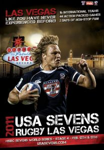 USA Sevens Rugby 2011