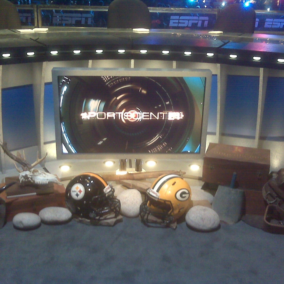 On Set ESPN Luisa Mataele