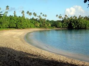 Aganoa Beach, Saaga Tai, Samoa