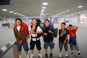 Boys in Tokyo - Narita Airport