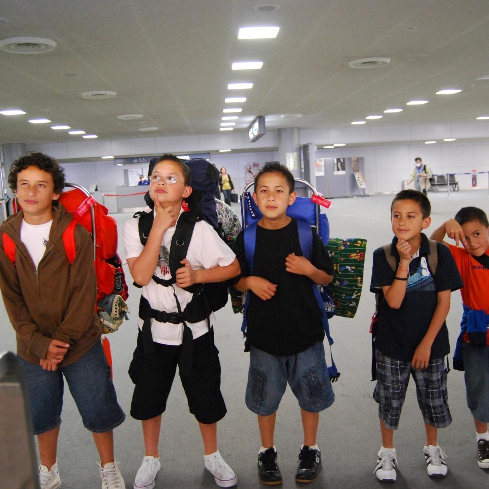 Boys in Tokyo