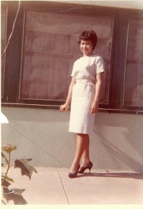 My mother Faleupolu F Utai-Matua