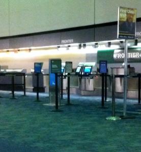 SFO Airport 2013