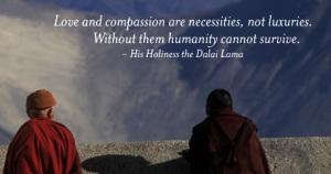 compassion dalai lama