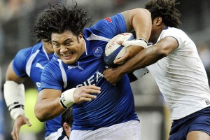 Veteran Manu Samoa hardman Census Johnston